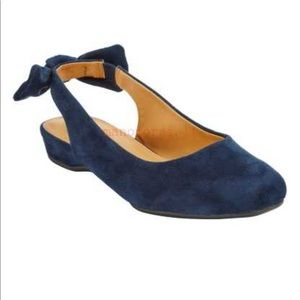 The Amie Sling by Comfortview Size 8.5 - Navy